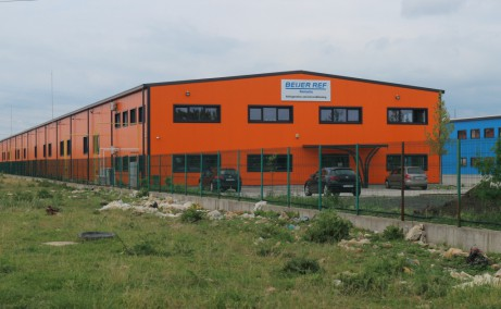 Constructim Logistic Warehouse Timisoara