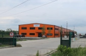 Hala Constructim Timisoara  inchiriere spatiu depozitare   Timisoara  sud vedere usa acces