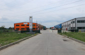 Hala Constructim Timisoara  inchirieri proprietati industriale Timisoara  sud vedere ansamblu