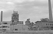 Ocna Mures Industrial Park inchirieri spatii industriale Ocna Mures nord-est vedere fatada