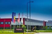 Eurobusiness Park I Oradea inchiriere spatii depozitare si productie Oradea nord-vest vedere fatada