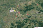 Eurobusiness Park I Oradea inchiriere spatii depozitare si productie Oradea nord-vest localizare google map