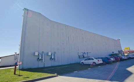 Hala Industriala Utvin inchirieri proprietati industriale Timisoara sud-vest vedere laterala