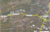 Hala Industriala Utvin inchirieri proprietati industriale Timisoara sud-vest vedere google map