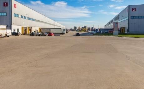 P3 Logistics Park - Parc Logistic In Dezvoltare inchiriere Bucuresti vest imagine de ansamblu