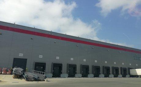 P3 Logistics Park - Parc Logistic In Dezvoltare inchiriere Bucuresti vest imagine generala acces auto