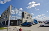Dunca Logistic Park inchiriere spatiu depozitare Timisoara nord acces securizat