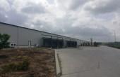Aluti&Valsi Cold Storage inchiriere spatiu depozitare frig Bucuresti est usi pentru acces auto