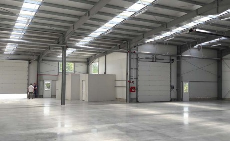 Central Industrial Park spatii depozitare de inchiriat Sibiu este imagine interior detaliu