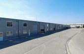 Central Industrial Park spatii depozitare de inchiriat Sibiu este vedere laterala