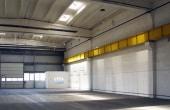 General Industrial Park inchirieri spatii depozitare Sibiu est vedere interior hala