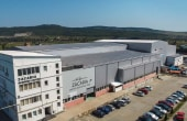 United Industrial Park inchirieri parcuri industriale Sibiu est vedere fatada