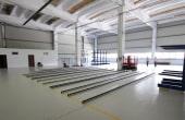 United Industrial Park inchirieri parcuri industriale Sibiu est interior detaliu