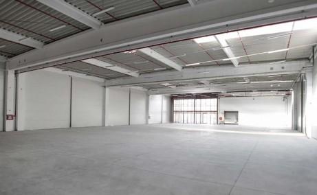 Imperial Industrial Park inchirieri spatii de depozitare sau productie Sibiu vest interior hala