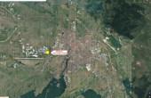 Imperial Industrial Park inchirieri spatii de depozitare sau productie Sibiu localizare google map