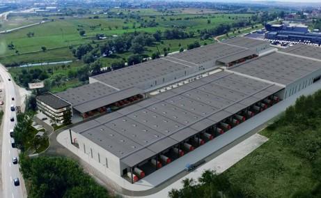 Network Industrial Park - Sibiu