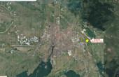 Network Industrial Park inchirieri spatii depozitare sau productie Sibiu est localizare google