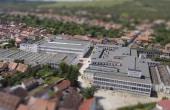 Hermann Industrial Park inchirieri spatii de depozitare CIsnadie centru vedere satelit