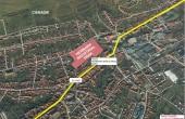 Hermann Industrial Park inchirieri spatii de depozitare CIsnadie centru localizare google map