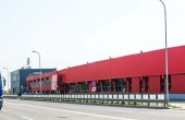 Vantage Industrial Park inchiriere spatii de depozitare Alba Iulia nord vedere fatada