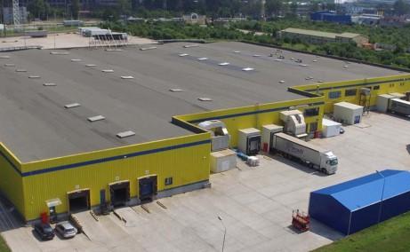 Western Logistics Oradea  inchiriere hale industriale Oradea nord-vest platforma acces tir