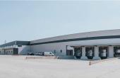 Western Logistics Oradea inchiriere hale industriale Oradea nord-vest vedere fatada laterala